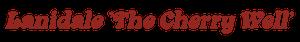 Lanidale Cherry Orchard, Victoria, Australia logo